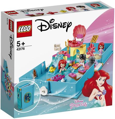 LEGO Disney Princess™ Ariëls verhalenboekavonturen - 43176