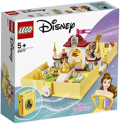 LEGO Disney Princess™ 43177 Belle's verhalenboekavonturen