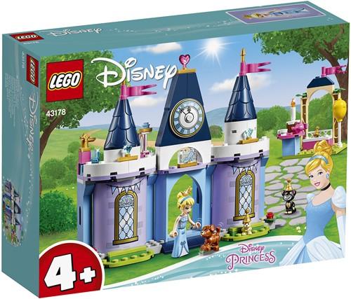 LEGO Disney Princess™ Het kasteelfeest van Assepoester - 43178