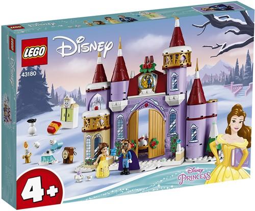 LEGO Disney Princess™ 43180 Belle's kasteel winterfeest