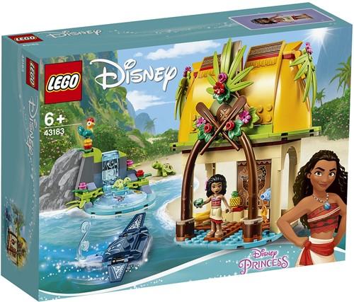 LEGO Disney Princess™ 43183 Vaiana's eilandhuis