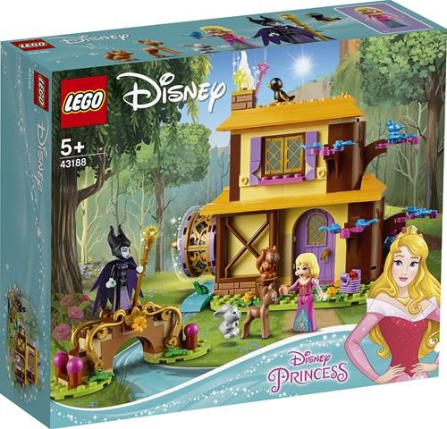LEGO Disney Princess™ Aurora's boshut - 43188