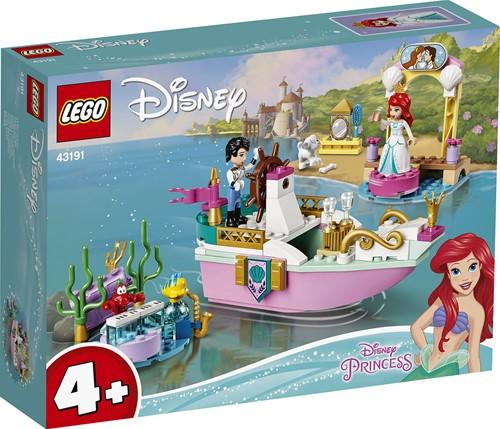 LEGO Disney Princess™ Ariëls feestboot - 43191