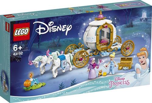 LEGO Disney Princess™ Assepoesters koninklijke koets - 43192