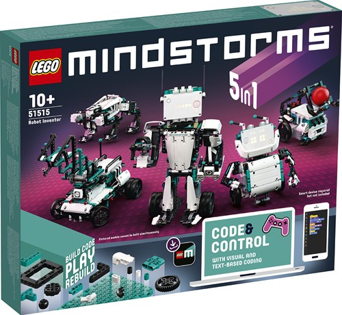 LEGO MINDSTORMS® Robot Uitvinder - 51515