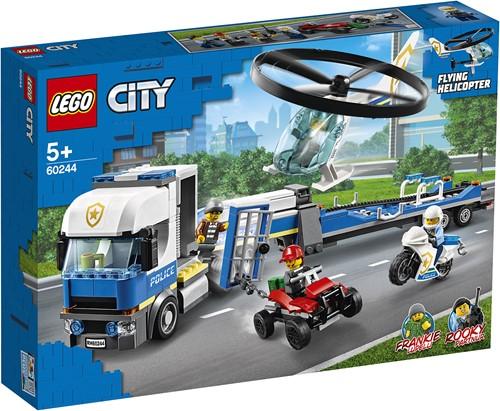 LEGO City Helikoptertransport - 60244