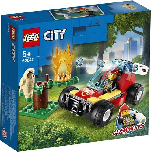 LEGO City Bosbrand - 60247