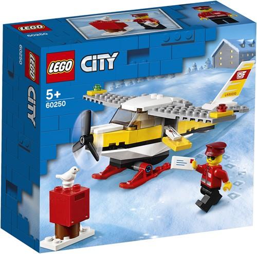 LEGO City Postvliegtuig - 60250