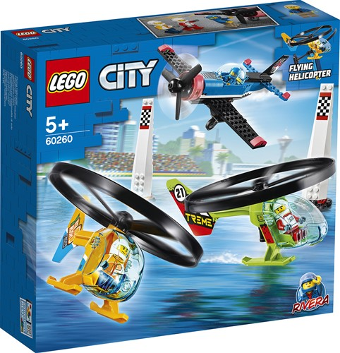 LEGO City Luchtrace - 60260