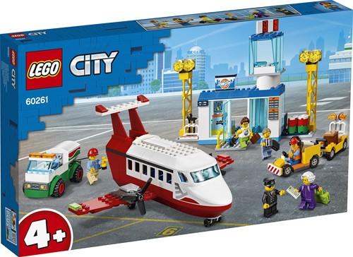 LEGO City Centrale luchthaven - 60261