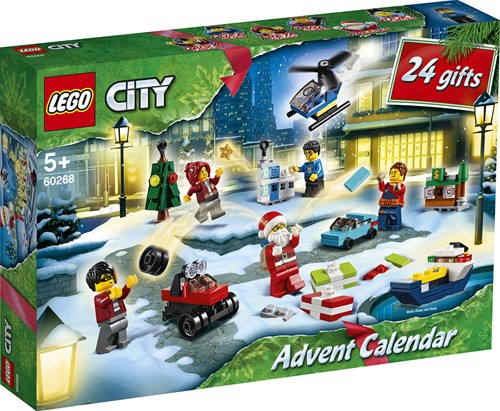 LEGO City Adventskalender 2020 - 60268