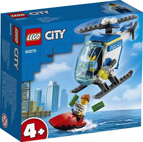 LEGO City Politiehelikopter - 60275