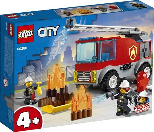 LEGO City Ladderwagen - 60280