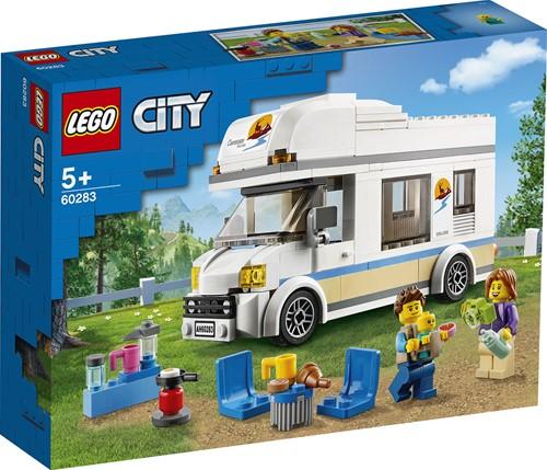 LEGO City Vakantiecamper - 60283