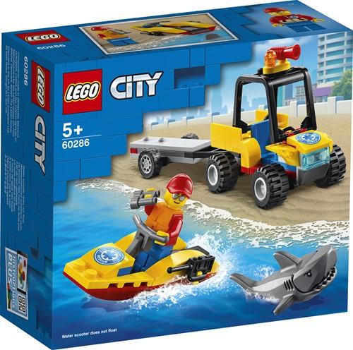 LEGO City ATV strandredding - 60286