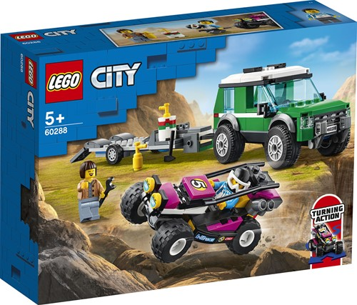 LEGO City Racebuggytransport - 60288