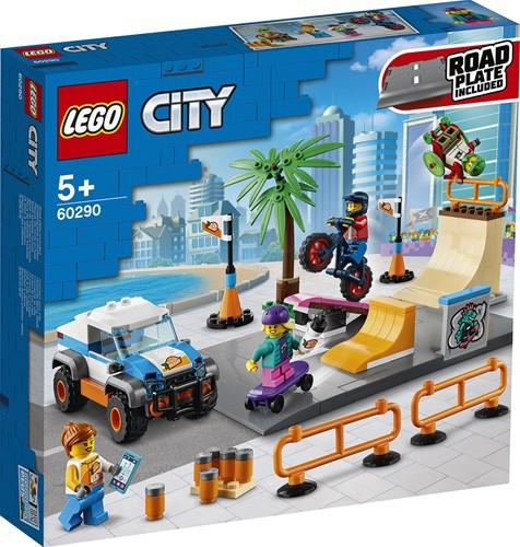 LEGO City Skatepark - 60290