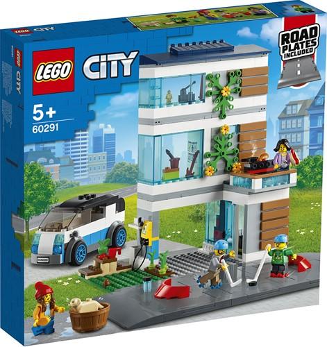 LEGO City Familiehuis - 60291