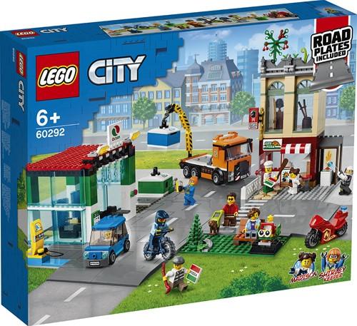 LEGO City Stadscentrum - 60292