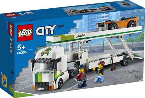 LEGO City Autotransportvoertuig - 60305