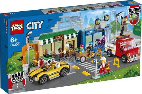 LEGO City Winkelstraat - 60306