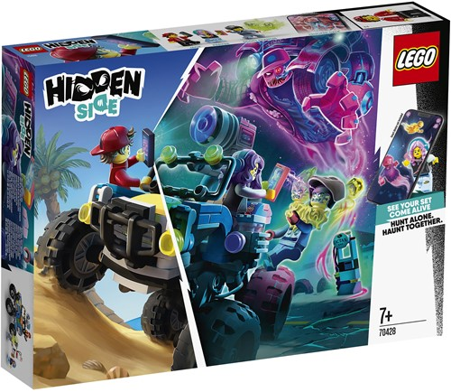LEGO Hidden Side™ Jacks strandbuggy - 70428