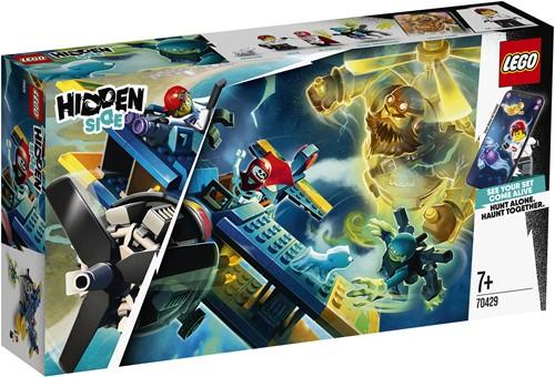 LEGO Hidden Side™ El Fuego's stuntvliegtuig - 70429