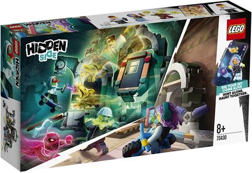 LEGO Hidden Side™ 70430 De Newbury metro