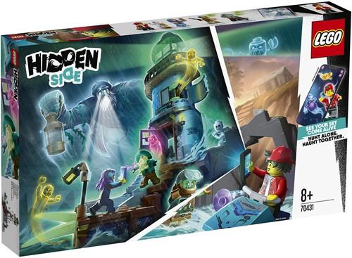LEGO Hidden Side™ 70431 De duistere vuurtoren