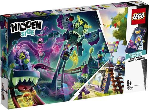 LEGO Hidden Side™ Spookkermis - 70432