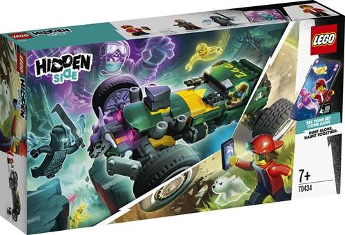 LEGO Hidden Side™ Bovennatuurlijke racewagen - 70434