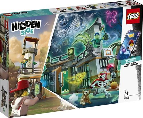LEGO Hidden Side™ 70435 Newbury verlaten gevangenis