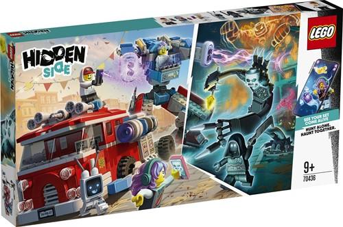 LEGO Hidden Side™ Spookbrandweerauto 3000 - 70436