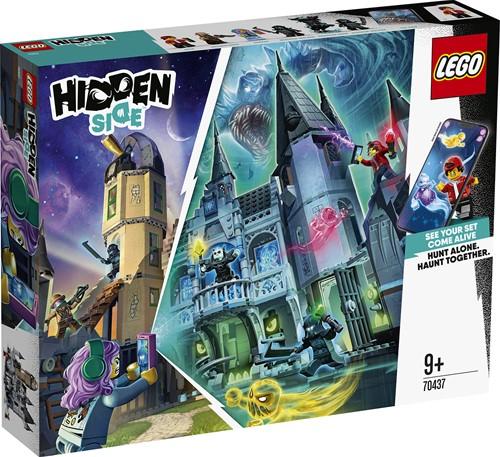 LEGO Hidden Side™ Mysterieus kasteel - 70437