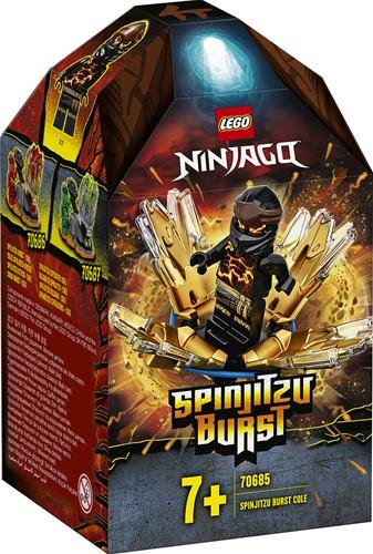 LEGO NINJAGO® Spinjitzu Burst - Cole - 70685