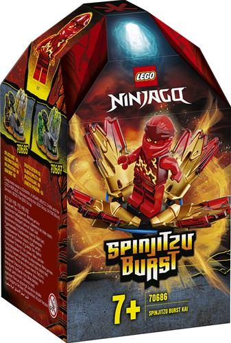 LEGO NINJAGO® 70686 Spinjitzu Burst - Kai