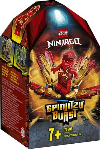 LEGO NINJAGO® Spinjitzu Burst - Kai - 70686