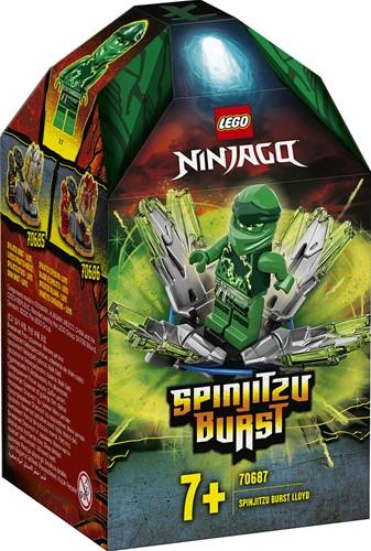 LEGO NINJAGO® Spinjitzu Burst - Lloyd - 70687