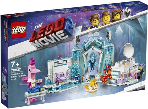 The LEGO® Movie 2™ Glitterende schitterende spa! - 70837