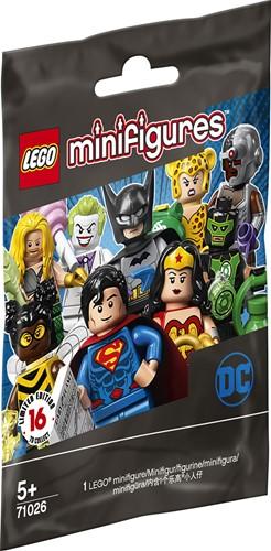 LEGO Minifigures DC Super Heroes Series - 1 stuks - 71026