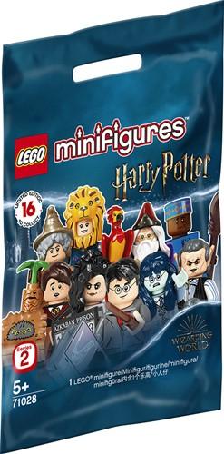 LEGO Minifigures 71028 Harry Potter™ Serie 2 – 1 stuks