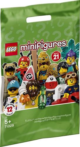 LEGO Minifigures Serie 21 - 1 stuks - 71029
