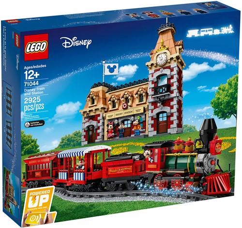 LEGO Disney™ Disney trein en station - 71044