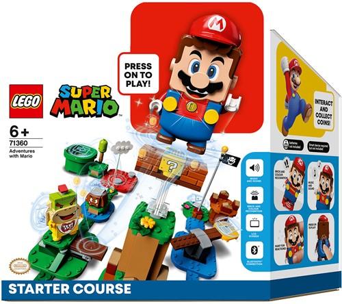 LEGO Super Mario™ Avonturen met Mario startset - 71360