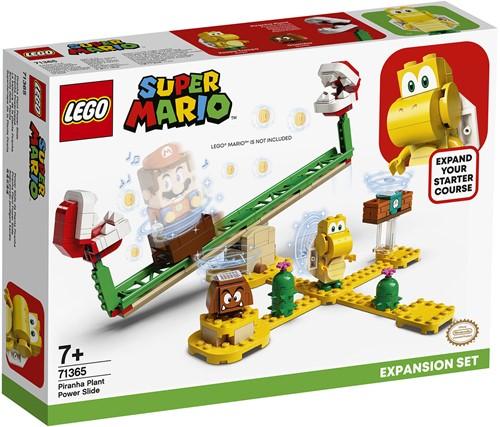 LEGO Super Mario™ Uitbreidingsset: Piranha Plant-powerslide - 71365