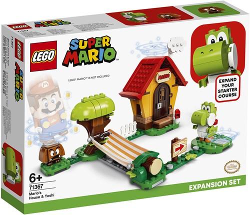 LEGO Super Mario™ Uitbreidingsset: Mario's huis & Yoshi - 71367