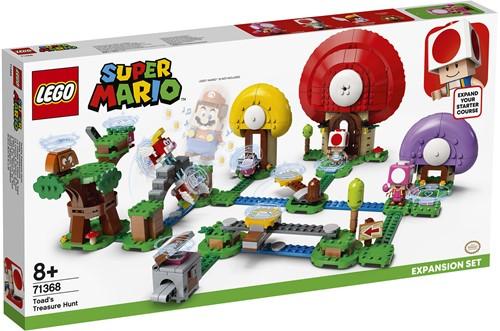 LEGO Super Mario™ Uitbreidingsset: Toads schattenjacht - 71368