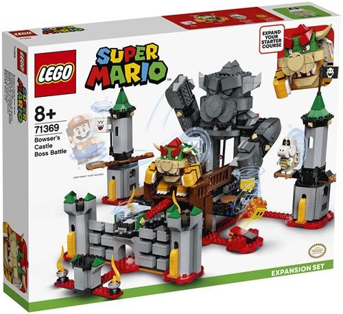 LEGO Super Mario™ Uitbreidingsset: Eindbaasgevecht op Bowsers kasteel - 71369
