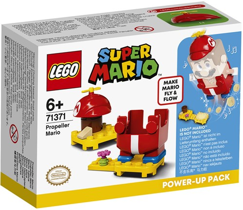 LEGO Super Mario™ Power-uppakket: Propeller-Mario - 71371