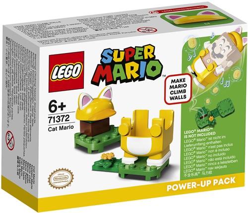 LEGO Super Mario™ Power-uppakket: Kat-Mario - 71372